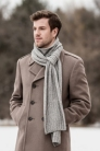 Blue Sky Fibers Traveler's Series Patterns - Roscoe Scarf - PDF DOWNLOAD