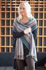 Berroco Portfolio Vol. 6 Patterns - Running Stitch Scarf - PDF DOWNLOAD