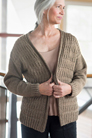 Berroco Portfolio Vol. 6 Patterns - Marzen Cardigan - PDF DOWNLOAD