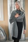 Berroco Portfolio Vol. 6 Patterns - Breachway Scarf - PDF DOWNLOAD