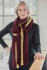 Berroco Portfolio Vol. 6 Patterns - Bongo Scarf - PDF DOWNLOAD