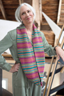 Berroco Portfolio Vol. 6 - Bayadere Stripe Cowl - PDF DOWNLOAD
