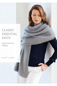 Rowan Pattern Books - Classic Essential Knits