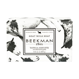 Beekman 1802 - Goat Milk Bar Soap 9oz