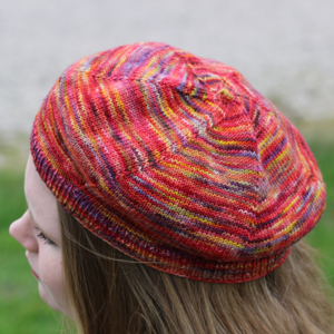 Koigu Patterns - Koigu Fun Beret and Cap - PDF DOWNLOAD