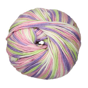 Sublime Baby Cashmere Merino Silk DK Prints Yarn - 615 Darling Buds
