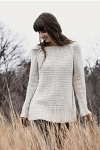 Blue Sky Fibers The Classic Series Patterns - Pine Island - PDF - DOWNLOAD Pattern