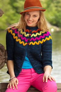 Malabrigo Book 08: In Central Park Patterns - Pinebank - PDF DOWNLOAD Pattern