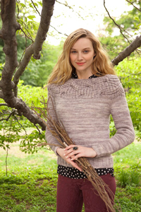 In Central Park Knitting Patterns Malabrigo Pattern Book 8