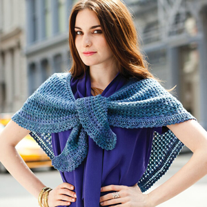 Malabrigo Book 05: In Soho Patterns - Mulberry - PDF DOWNLOAD Pattern