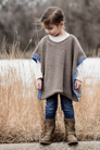 Spud & Chloe Tiny Tots Collection Patterns - Puddle Jumper Poncho - PDF DOWNLOAD