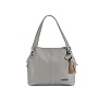 Namaste Maker's Shoulder Bag  - Grey
