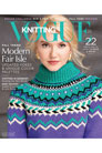 Vogue Knitting International Magazine  - '18 Fall