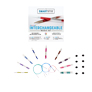 Jimmy Beans Wool Jimmy's SmartStix Interchangeable Needle Sets Needles - Deluxe