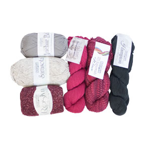 Cascade Cupcakes Socks & Shawls