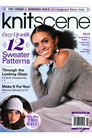 Interweave Press Knitscene Magazine  - '18 Winter