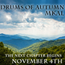 Jimmy Beans Wool Drums of Autumn MKAL Kits