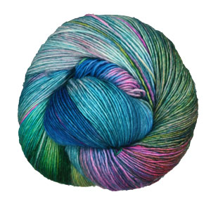 Madelinetosh Tosh Merino Light Yarn - Mermaids Unite