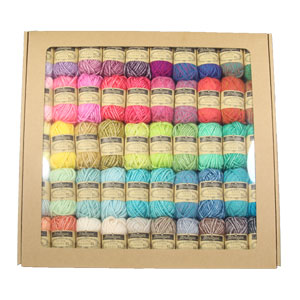 Scheepjes Stonewashed XL and Riverwashed XL Colour Pack Yarn - Rainbow