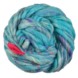 Knit Collage Mini Skein Sampler Kit - Gypsy Garden - Blue (A La Carte)