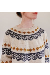 Boyland Knitworks Caitlin Hunter Patterns - Tecumseh Pattern