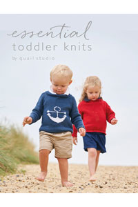 Rowan Pattern Books - Essential Knits - Toddler Knits