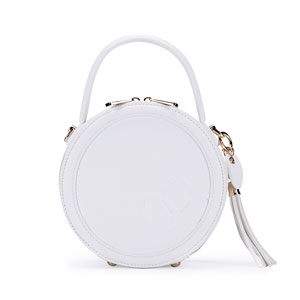 Namaste Maker's Circle Bag - White