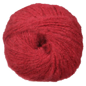 Cardiff Cashmere Brushmere Yarn - 111 Red