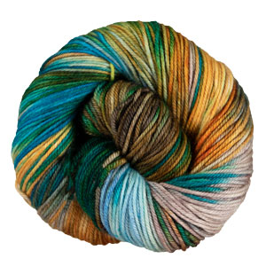 Madelinetosh Tosh Vintage Yarn - '19 July - Hydrothermal Wonders