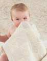 Sublime Baby Cashmere Merino Silk DK Lullaby Blanket
