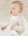 Sublime Baby Cashmere Merino Silk DK Noah Sweater