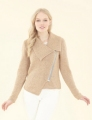 Sublime Luxurious Tweed DK Biker Jacket Kit