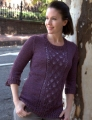 Sesia Krio Lace Panel Pullover