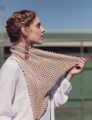 Blue Sky Fibers Alpaca Silk Kity Kerchief Kit