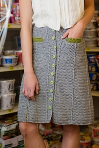 Berroco Vintage Nori Skirt Kit - Crochet for Adults