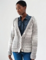 Debbie Bliss Delphi V-Neck Cardigan Kit
