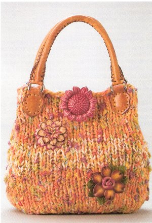 Grayson E Patterns - Gracie's Garden Bag Pattern