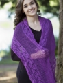 Cascade Forest Hills Dayflower Shawl Kit