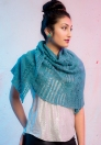 The Fibre Company Road To China Lace Vesa Shawl Kit
