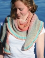 Schachenmayr Select Tahiti Sundowner Shawl Kit