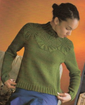 Berroco Ultra Alpaca Supernova Pullover Kit - Women's Pullovers
