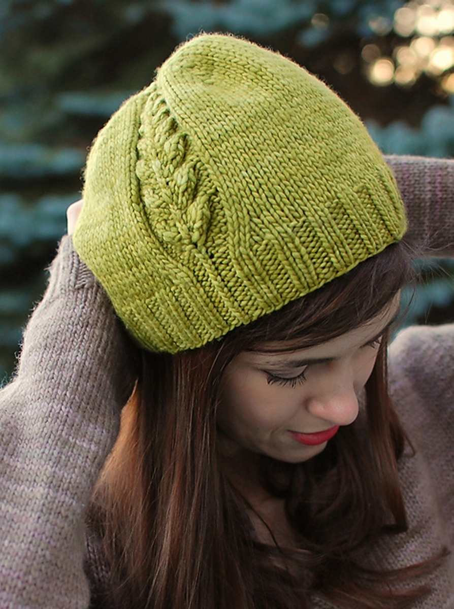 Malabrigo Worsted Merino Perennial Hat Kit - Hats and ...