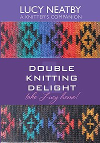 A Knitter's Companion DVDs - Double Knitting Delight