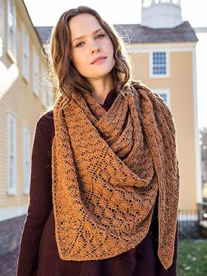 Berroco Ultra Alpaca Fine Nest Shawl Kit - Scarf and Shawls