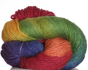 Lorna's Laces Lion and Lamb Yarn - Rainbow