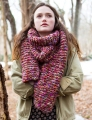 Berroco Gusto Wood Lily Scarf Kit