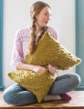Berroco Blackstone Tweed Willard Pillow