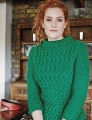 Plymouth Worsted Merino Superwash Maude Pullover Kit