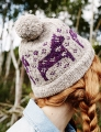 Swans Island All American Worsted Karusellen Hat Kit