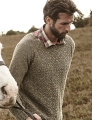 Rowan Hemp Tweed Suffolk Pullover Kit